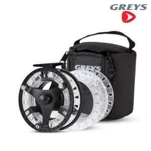 GREYS GTS5OO FLYFISHING REEL