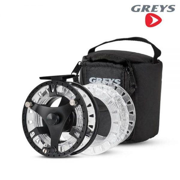 GREYS GTS5OO FLYFISHING REEL