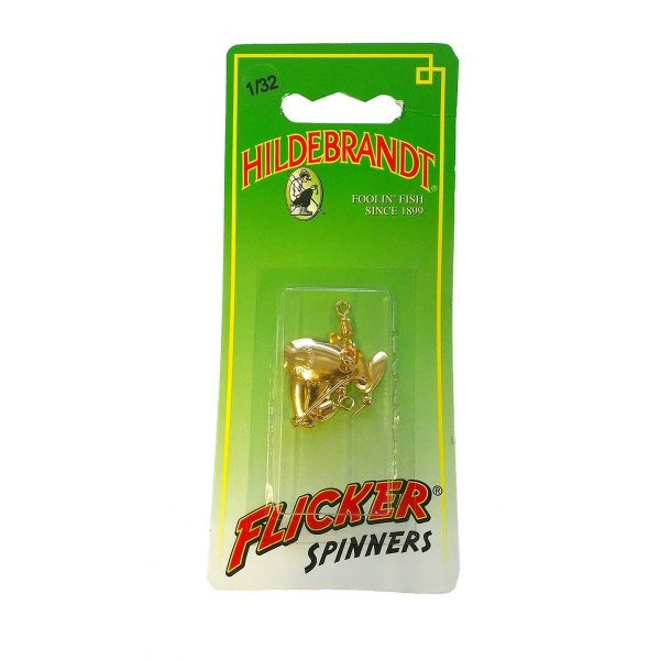 HILDEBRANDT FLICKER SPINNER