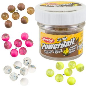 BERKLEY POWERBAIT GARLIC EGGS