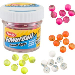 POWERBAIT NEW MAGNUM EGGS